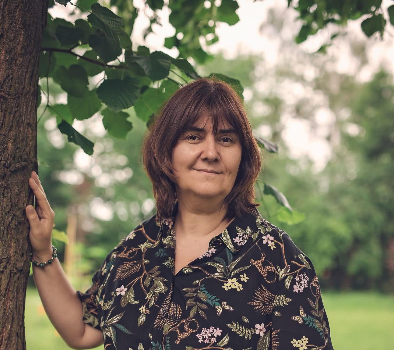 Barbara Pinkos - wice Dyrektor ds.nadzoru pedagogicznego