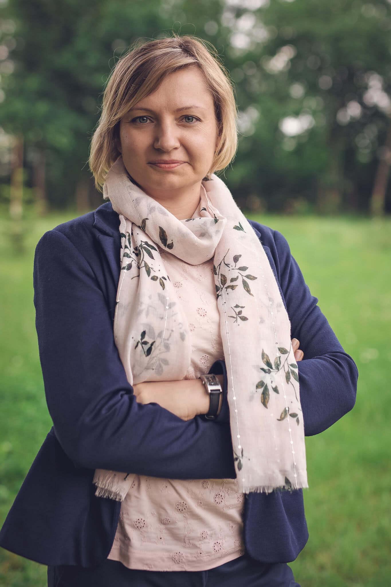 Justyna Berek-Hobler -  Członek Rady Zarządzającej, wychowawczyni kl. 8, nauczyciel historii, koordynator zespołu 4-8