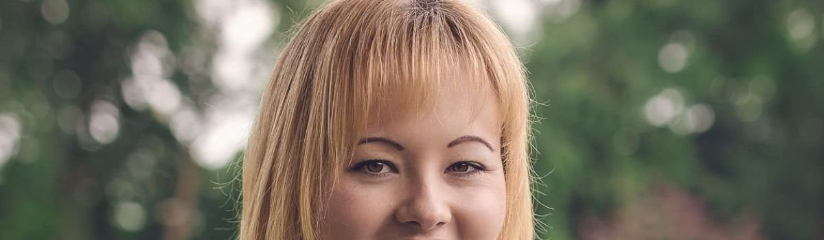 Magdalena Niedziela – nauczycielka języka angielskiego