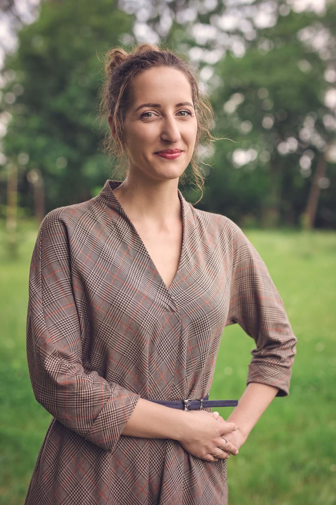 Ewelina Olszewska - wychowawczyni kl. 2b