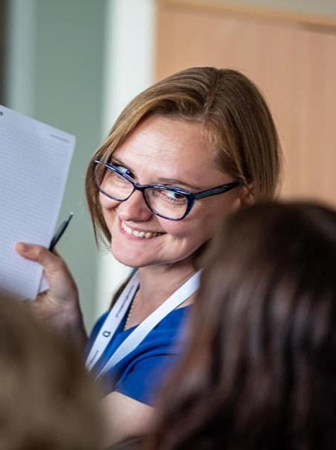 Katarzyna Marcisz - v-ce Dyrektor, Członek Rady Zarządzającej