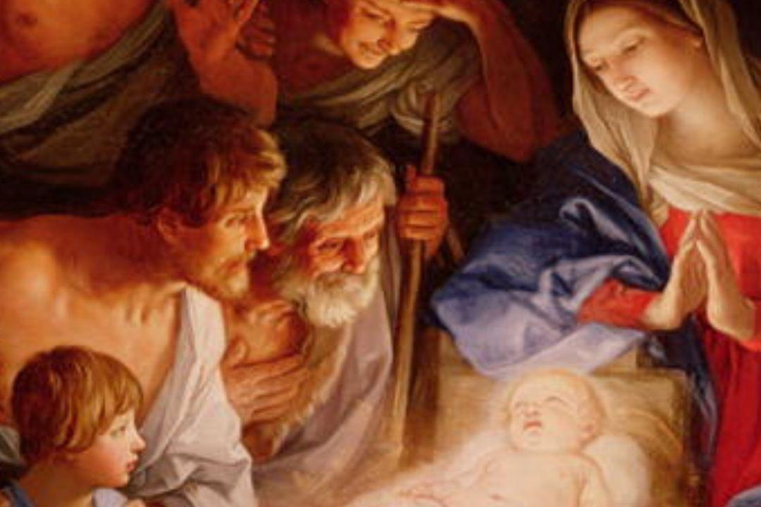 Życzymy błogosławionych Świąt Bożego Narodzenia!