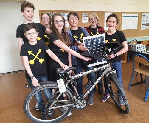 Nasze uczennice wygrały prestiżowy konkurs technologiczny!